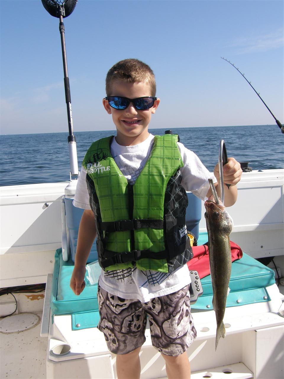 July 9th for Saginaw bay fishing